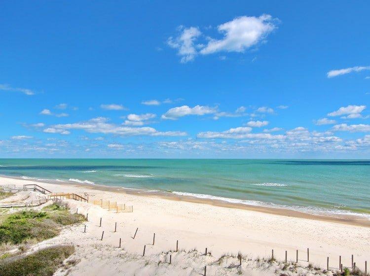 St. George Island Beach in Florida