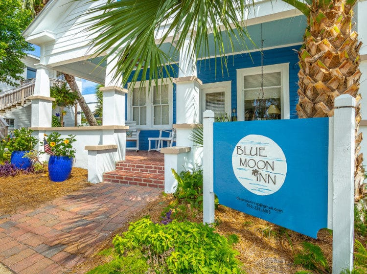 Blue Moon Inn of Apalachicola