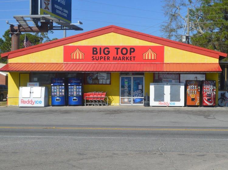 Big Top Supermarket