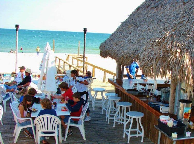 Blue Parrot Oceanfront Café