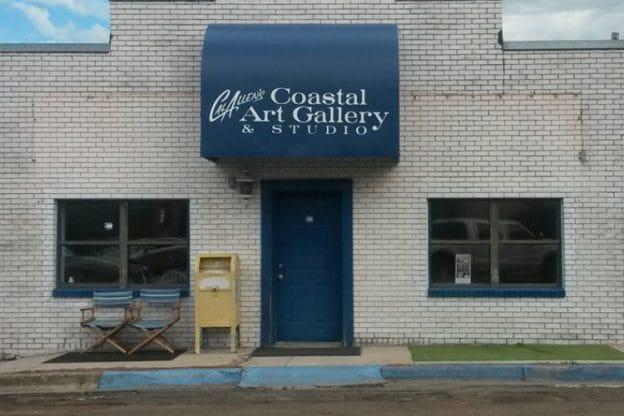 Cal Allen's Coastal Art Gallery & Studio