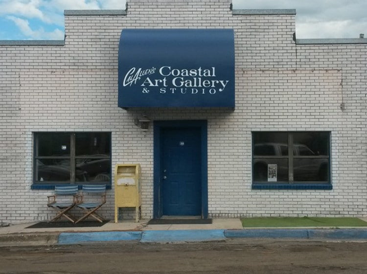 Cal Allen's Coastal Art Gallery & Studio