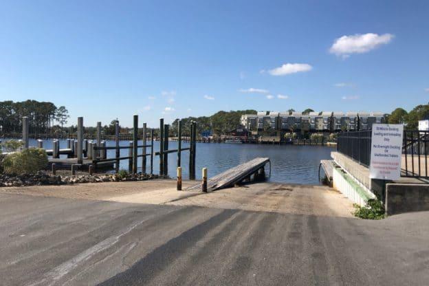 Marine Street Boat Ramp