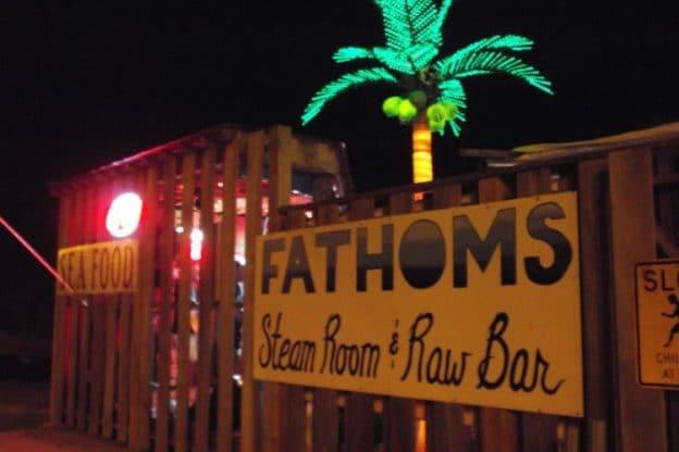 Fathoms Steam & Raw Bar