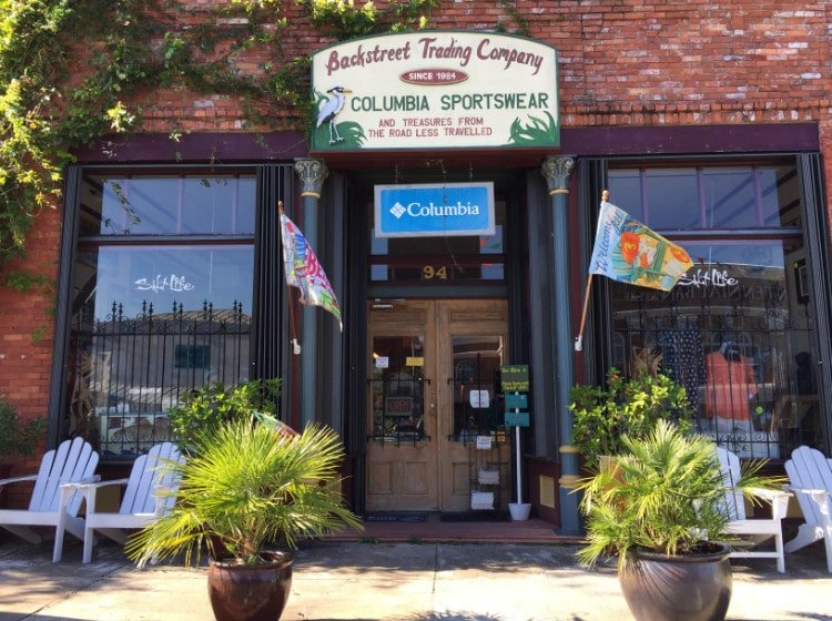 Backstreet Trading Company