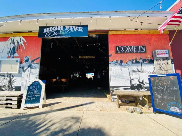High Five Dive Bar