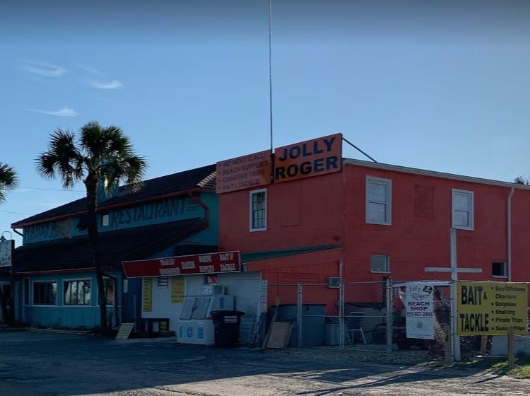 Jolly Roger Beach Shop