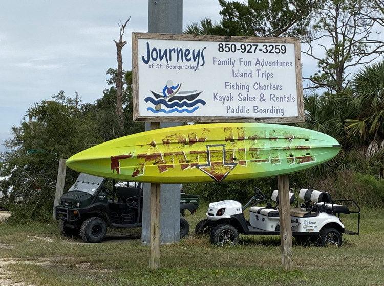 Journeys of St. George Island