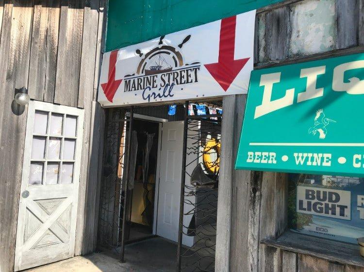 Marine Street Grill