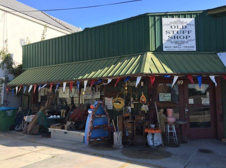 Old Stuff Shop