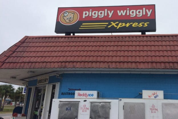Piggly Wiggly St. George Island