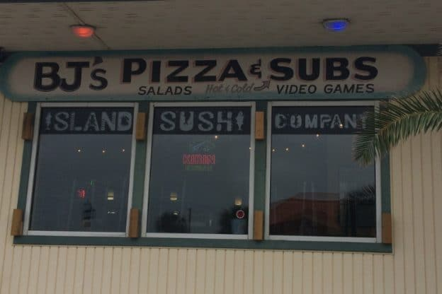 BJ's Pizza & Subs