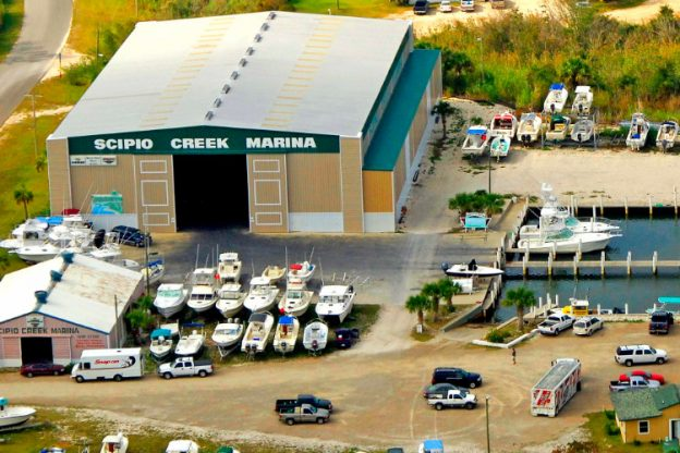 Scipio Creek Marina