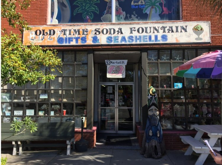 Olde Time Soda Fountain