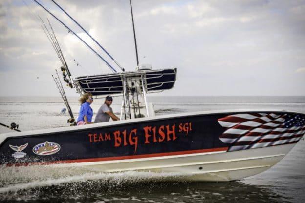 Big Fish SGI