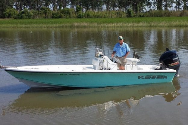 Captain Tommy Holland Guide Service