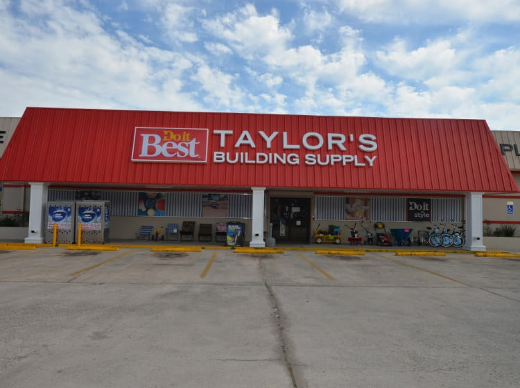 Taylor's Building Supply