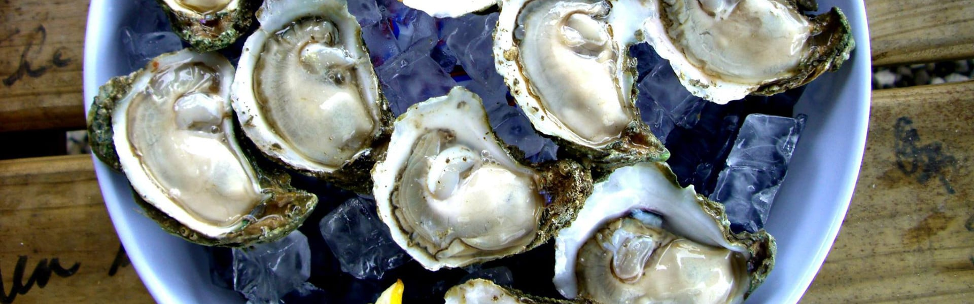 Fresh Dozen of Apalachicola Bay Oysters