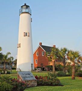 St. George Island Florida Lighthouse