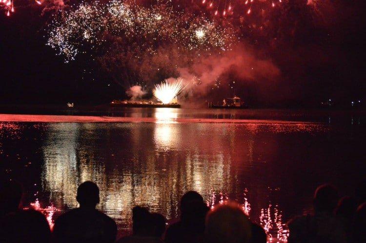Apalachicola July 3rd Celebration
