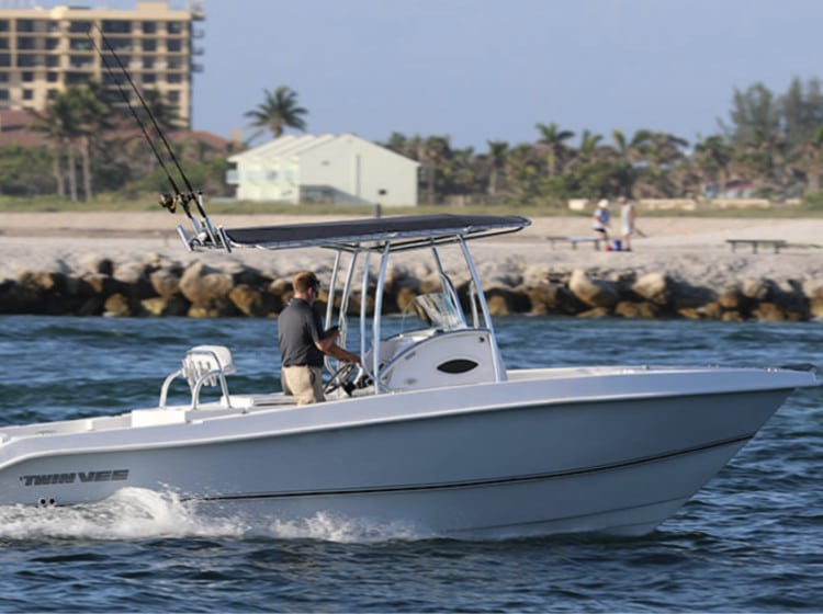 """Capt. SGT Peterson's – """"More than just fishing."""""""