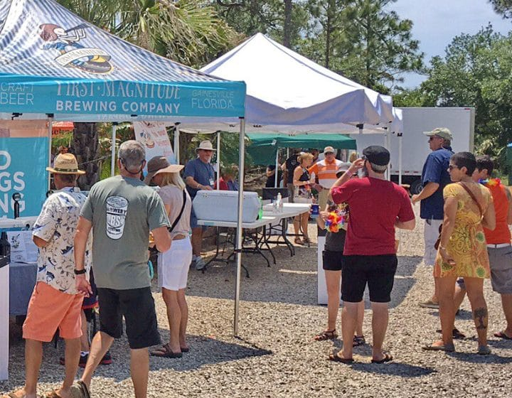 St. George Island Brewfest Event