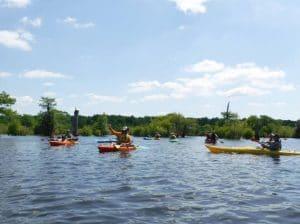 Apalachicola National Estuarine Research Reserve Kayaking