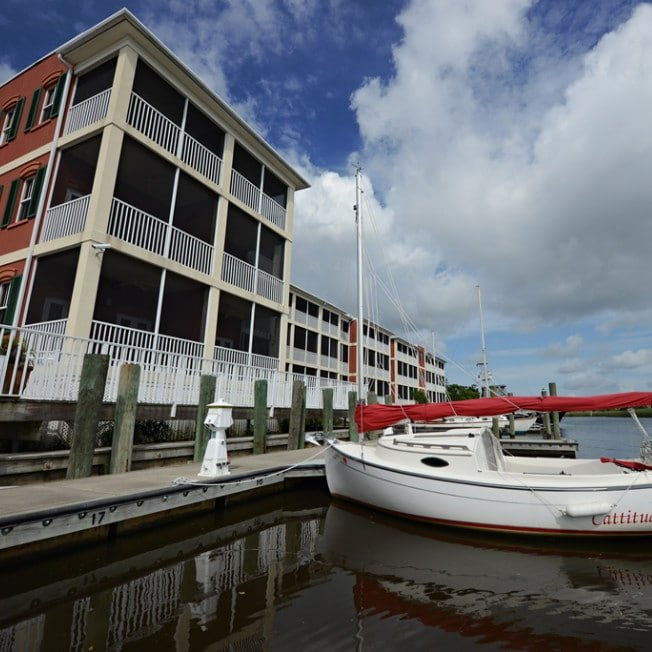 Water Street Hotel in Apalachicola