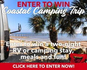Coastal Camping Getaway
