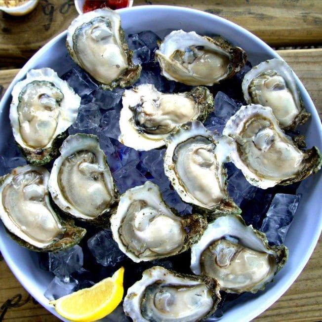 Fresh Apalachicola Oysters