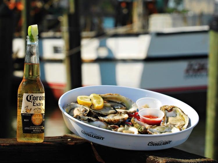 Fresh Apalachicola Bay Oysters