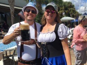 Oktoberfest Event in Apalachicola