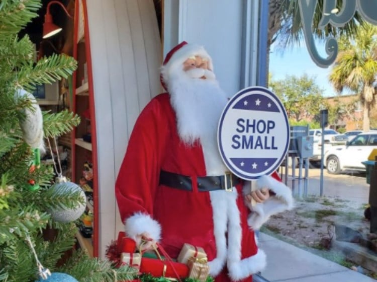 Apalachicola Historic Downtown Christmas Celebration