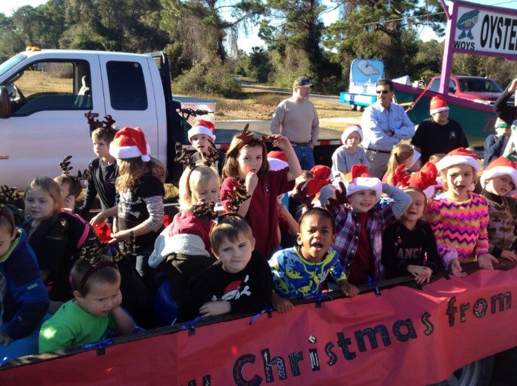 Eastpoint Christmas Parade & Celebration