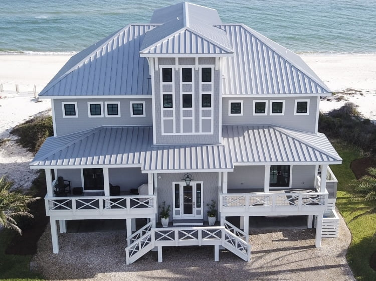 Beautiful home at the St. George Island Tour of SGI Homes