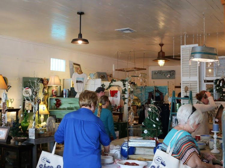Small Business Saturday in Carrabelle Florida