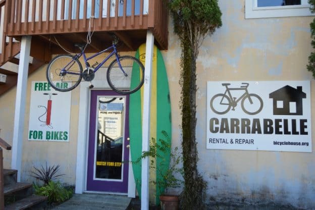 Carrabelle Bicycle House