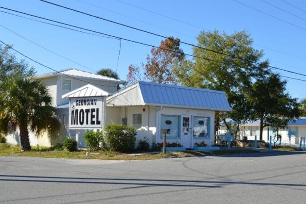 Georgian Motel