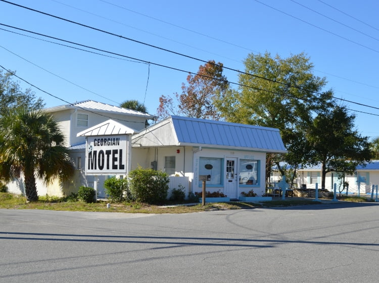 Georgian Motel