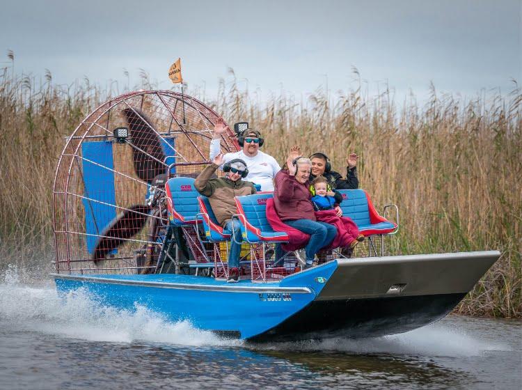 Apalachicola Family Airboat Tours