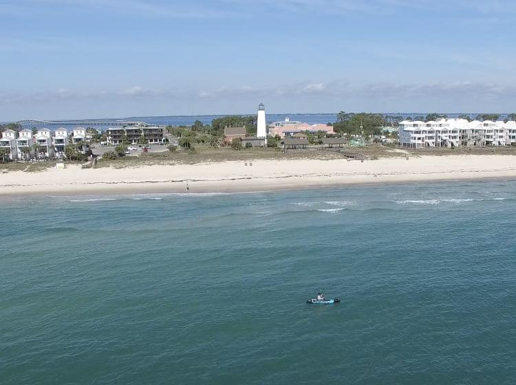 St. George Island Beach