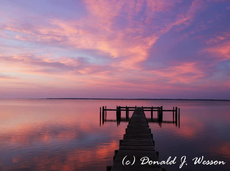 Alligator Point Sunset