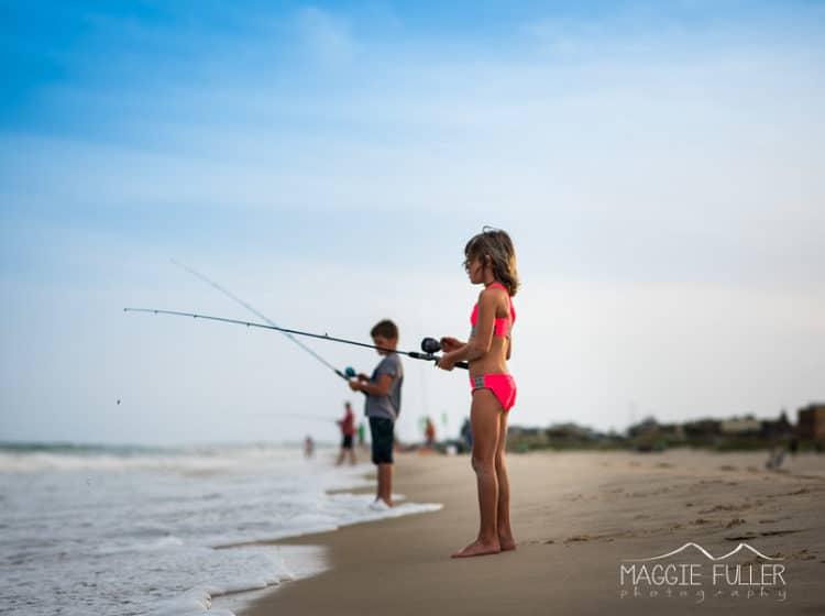 Fishing on the Forgotten Coast