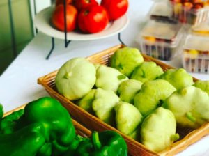 Wednesday Farmers Market in Apalachicola FL