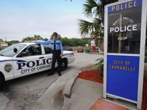 Police Station in Carrabelle