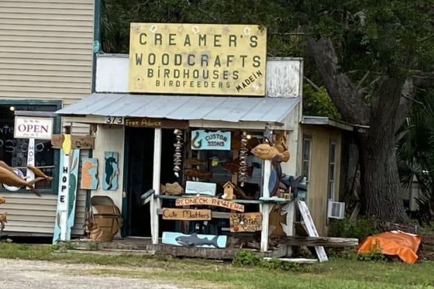 Creamer's Woodcrafts