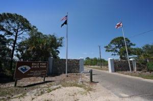 Bald Point State Park, Alligator Point Florida