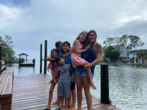 Family Vacation on St. George Island, FL