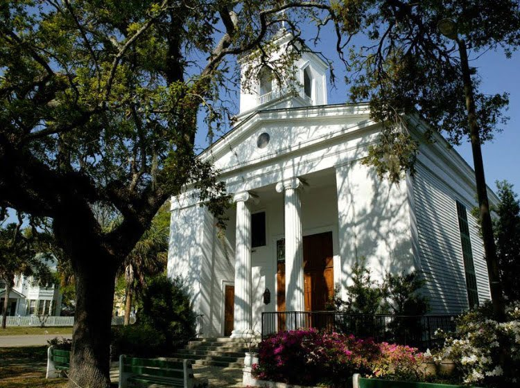 3 of the Most Beautiful and Historic Churches in Apalachicola, FL