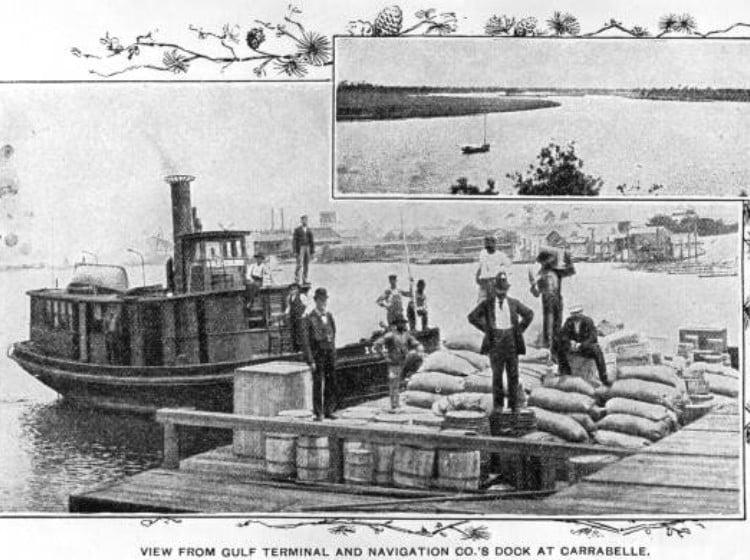 History Speaker Series: Founding of Carrabelle